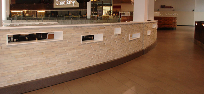 Meadowhall Oasis Food Court - Harris Partnership
